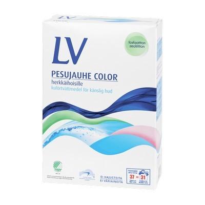 Выгодное предложение! LV Стиральный микропорошок COLOR 1,35 кг + подарок LV Стиральный микропорошок 750 гр ! Количество предложений ограничено!