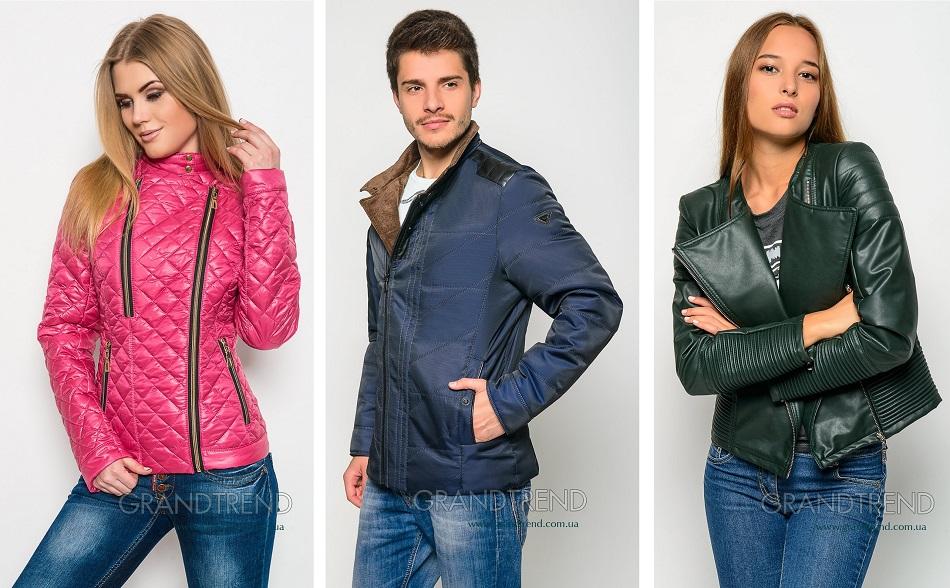 Grand Trend-3, Украина. Грандиозный выбор верхней и легкой одежды для взрослых и детей. Быстрые сроки поставки.