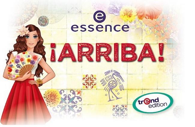 Очередная коллекция Эссенс ARRIBA! И много суперпредложений по отличной косметики из Европы!!Цены гораздо дешевле розничных)