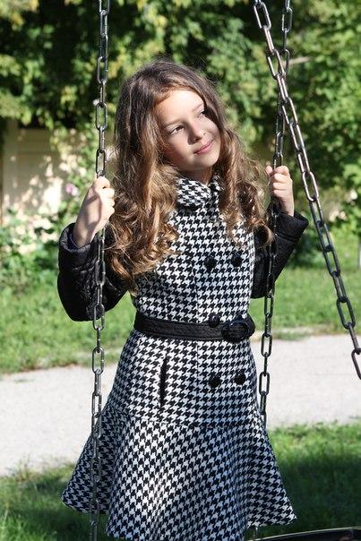 Сбор заказов. Детская одежда RIONA. Пальто, парки, блузки