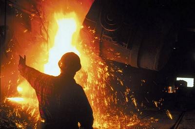 Поздравление металлургам