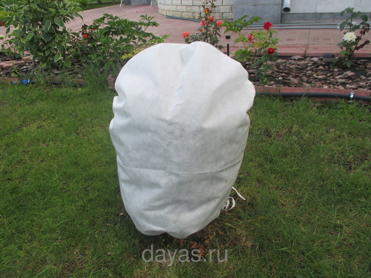 Сбор заказов. Скоро зима! Чехлы Даяс для укрытия растений! Садовое ограждение, парники, шланги и прочее