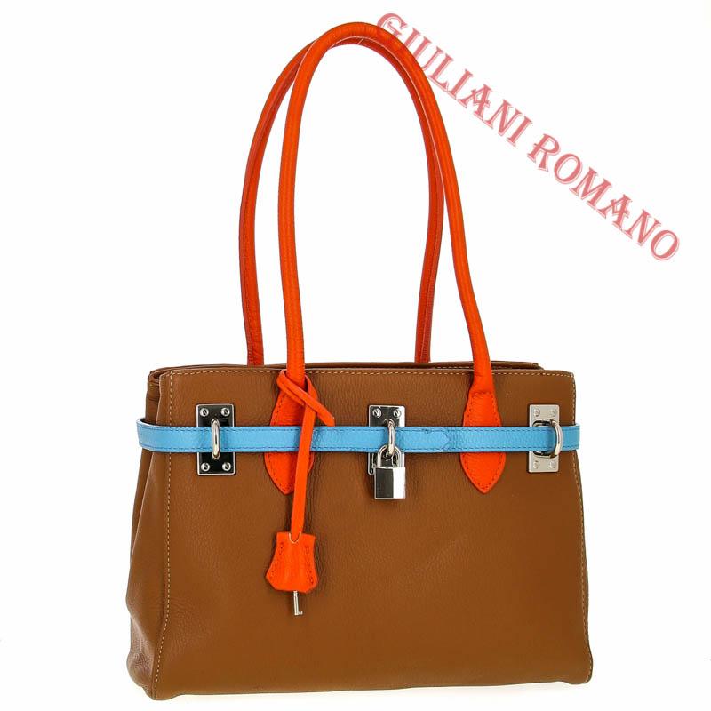 Сбор заказов. Распродажа итальянских сумок из натуральной кожи бренда Giu1iаni R0mаno-4. Новинки! Цены 2500-3300
