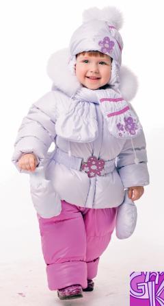 Модная детская верхняя одежда G'n'K