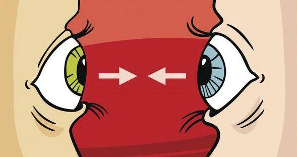 Посмотрите 10 минут в глаза партнеру и вы ощутите нечто очень странное