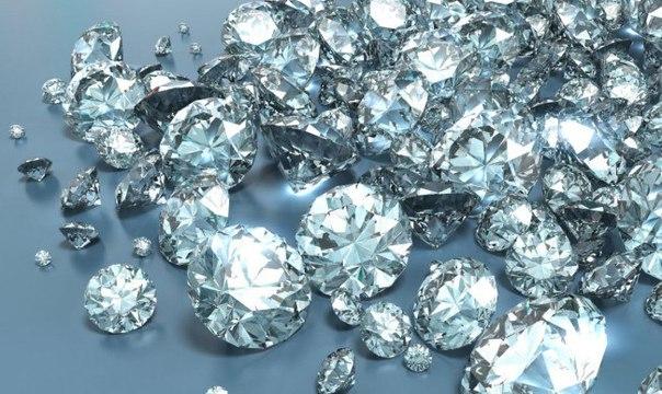 Учёные научились производить алмазы из содержащегося в воздухе