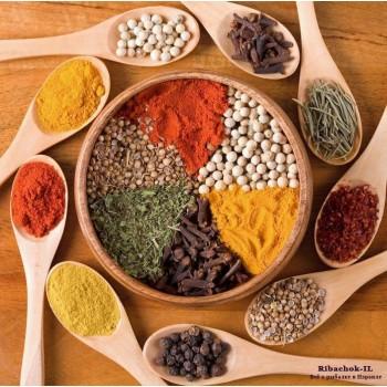 Сбор заказов. Натуральные специи, приправы на все случаи жизни. Смеси для хлеба, мак, кунжут, черная соль, фруктовые батончики, масла и какао