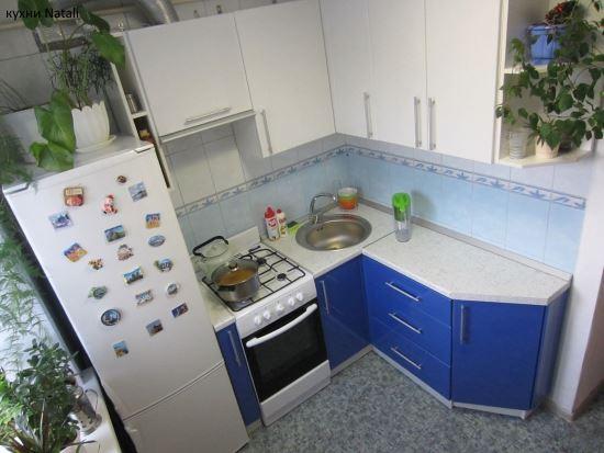 Сколько стоит кухонный гарнитур для маленькой кухни