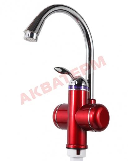 Кран моментального нагрева воды Акватерм- горячая вода круглый год-3. Есть отзывы
