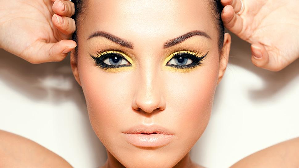 Гель-маркер на основе хны! Забудь про макияж бровей на 10 дней :)