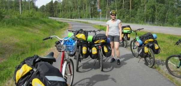 Прочитала очень интересный рассказ про поездку в Финляндию. Была в шоке от контрастов России и Финляндии.