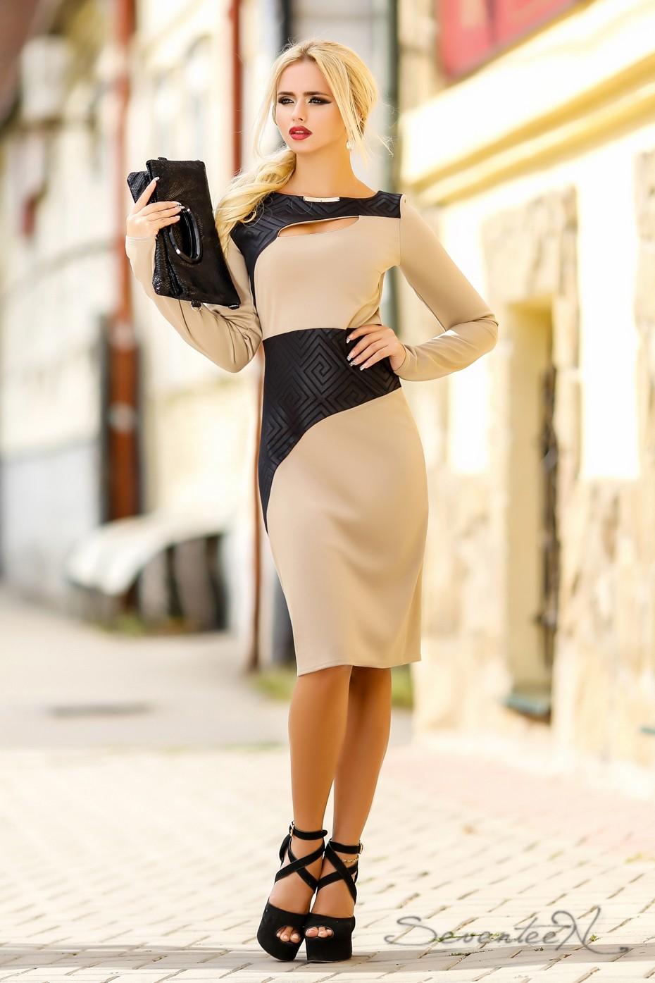 Очаровательные платья, притягивающие взгляд...и не только