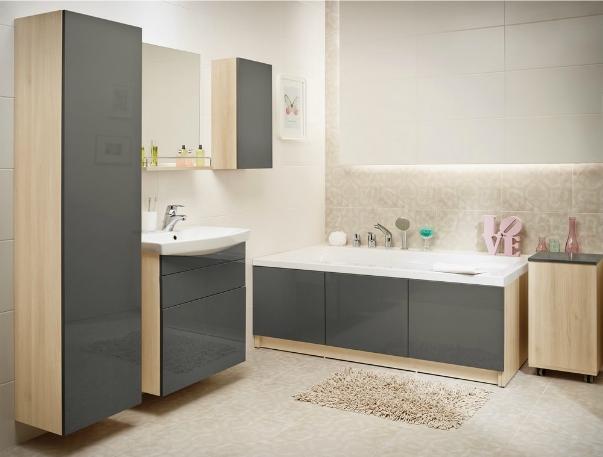 Функциональные ванны Cersanit SMART 16080 в интернет-магазине Интерьер
