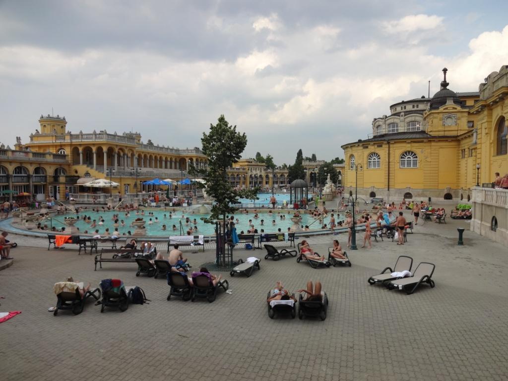 Купальни в Будапеште. Как там?