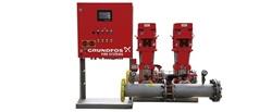 ГРУНДФОС вводит специальные цены на установки пожаротушения Hydro MX