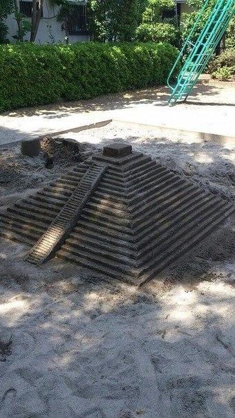 Однажды в песочнице