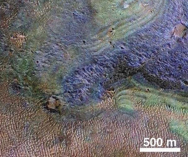 Марс вряд ли был теплым и влажным результаты исследования NASA