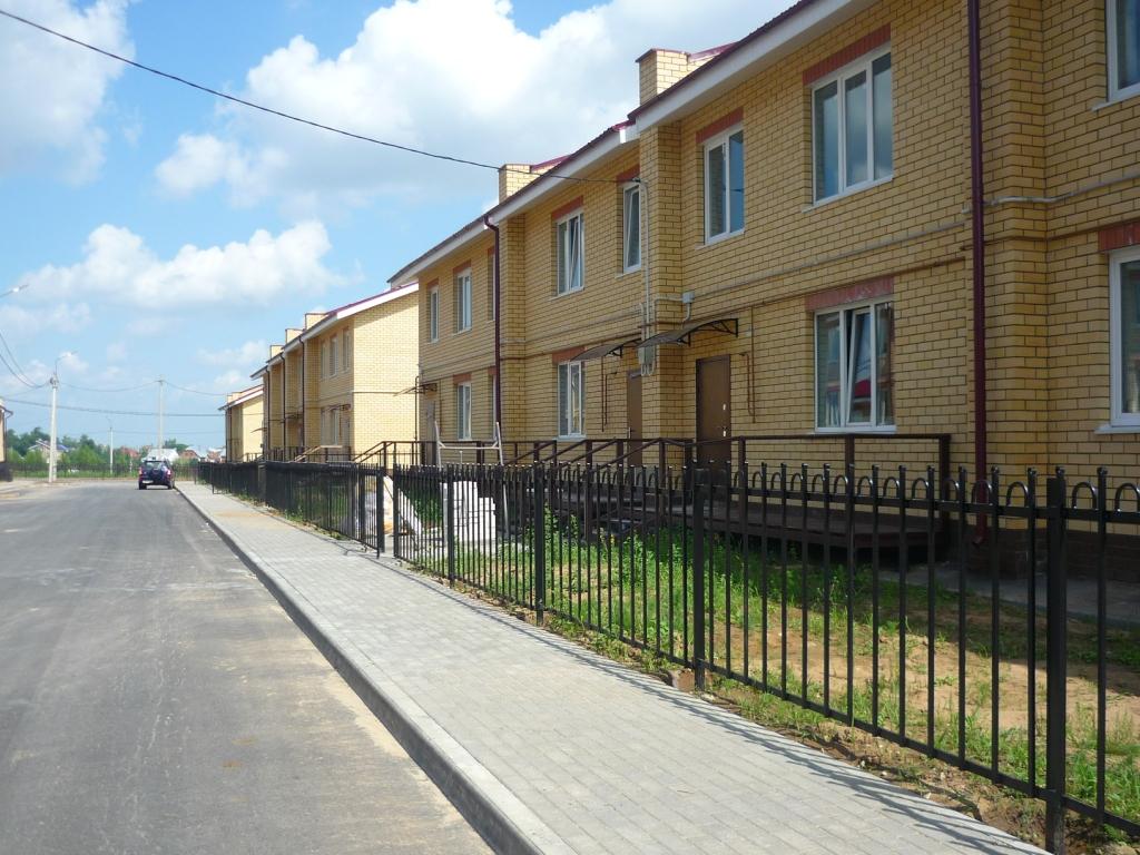 Жилой комплекс Стрижи сдан в эксплуатацию