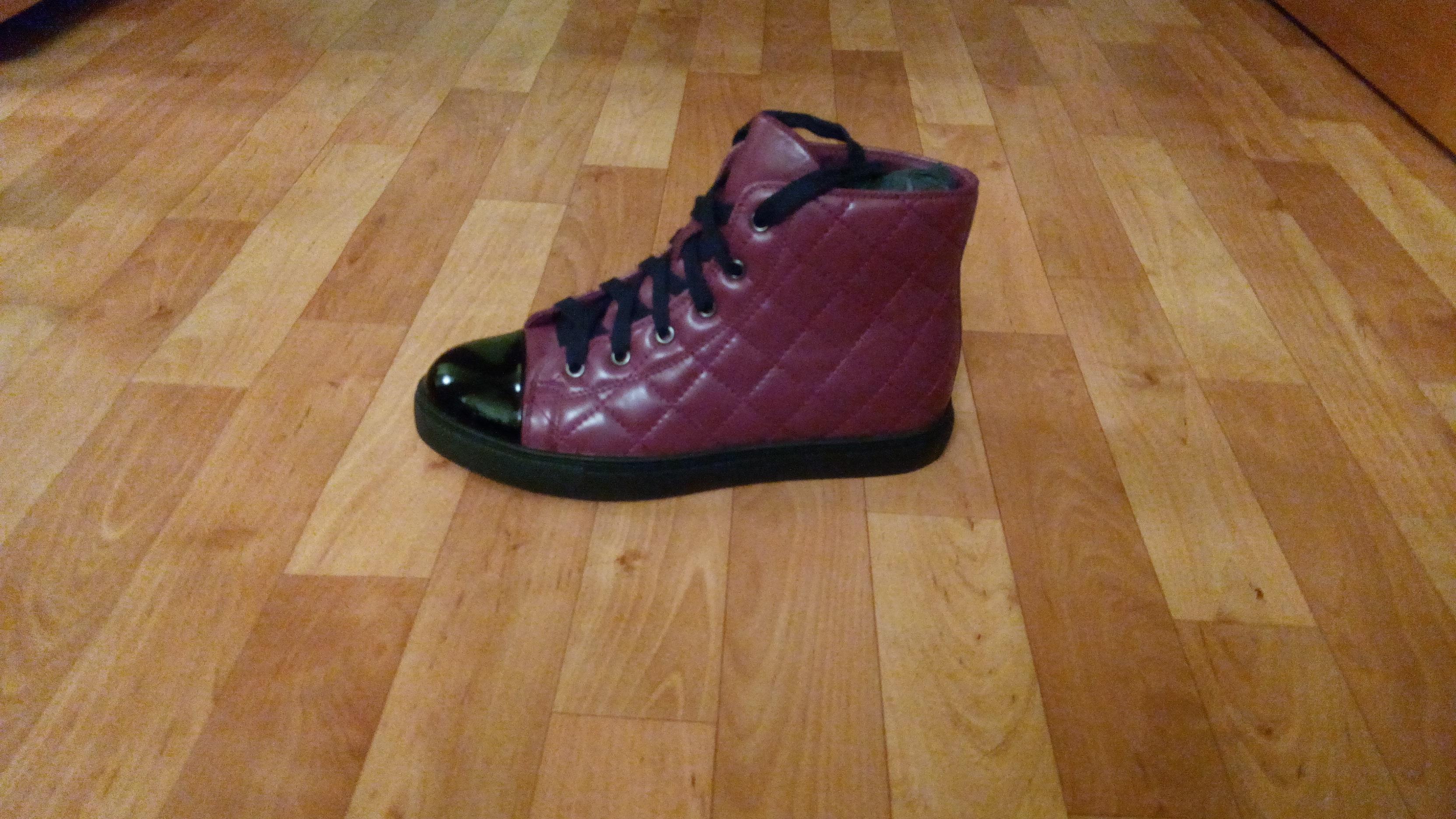 Осенние ботинки Basic(Gerzedo) 38 р-р