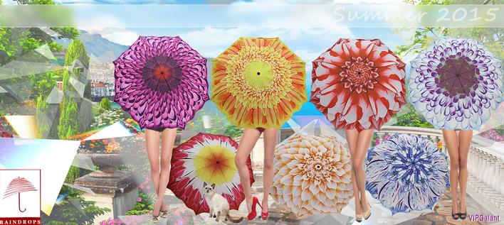 Сбор заказов. Зонты на любой вкус для всей семьи - сделай осень стильной, яркой и незабываемой-6!Женские, мужские, детские!Самые модные расцветки!Есть мини зонтики и проявлялки!Новинки!