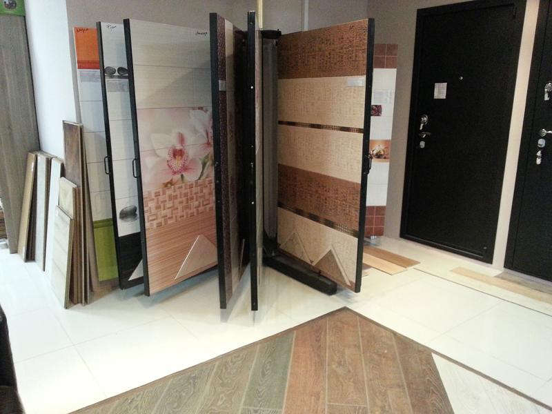 Керамическая плитка - большой выбор по доступным ценам