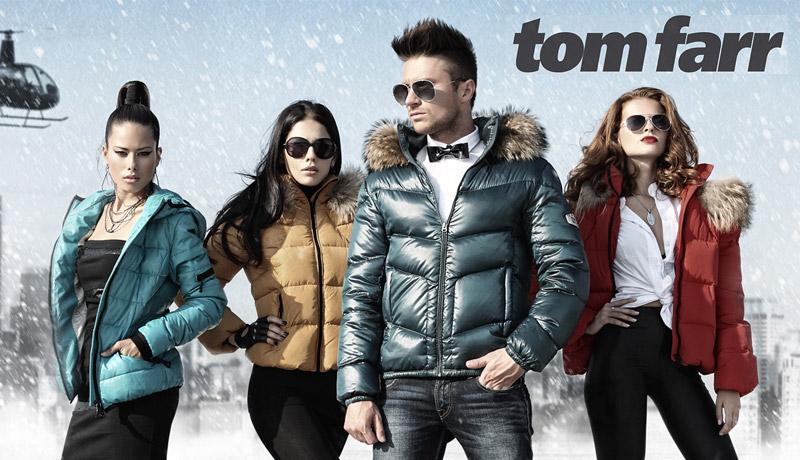 Экспресс распродажа! TomFarr и Conver - 23. Неизменное сочетание стиля и качества. Куртки