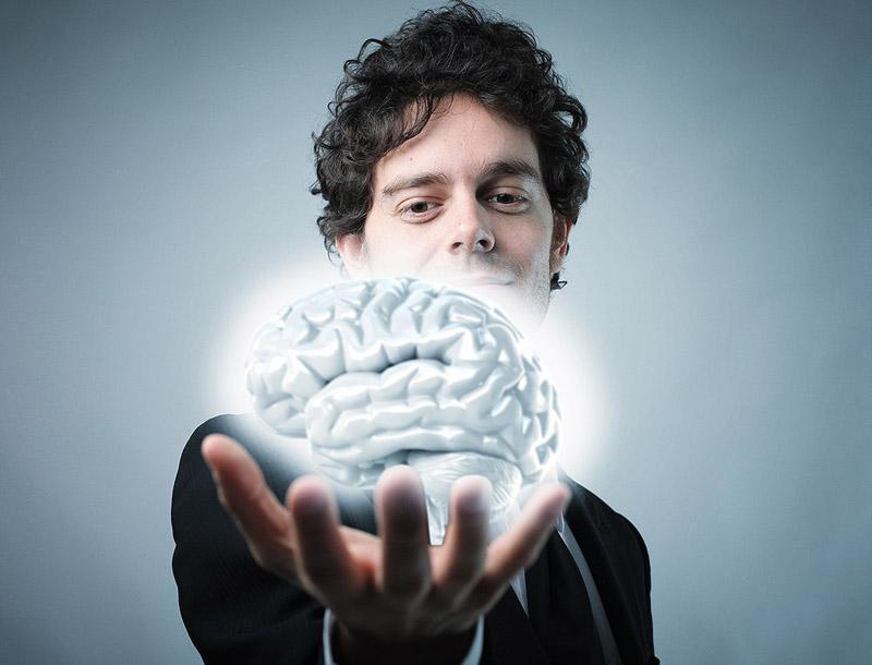 Мозг ленивая сволочь