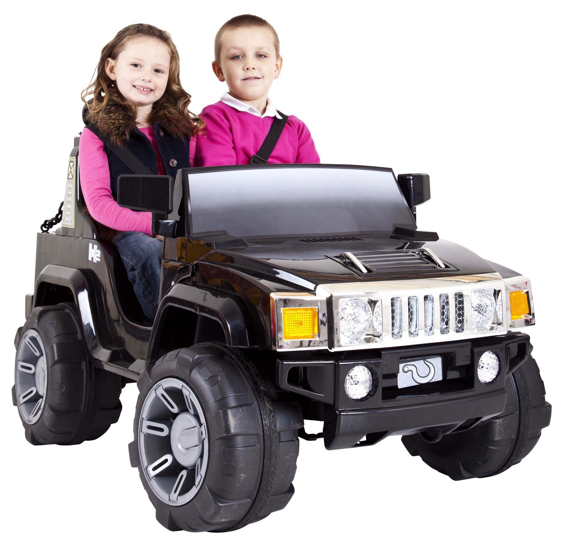 Большой выбор электромобилей для детей!