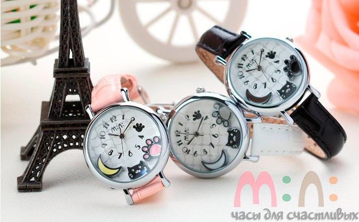 Сбор заказов. Часы MiniWatch, как произведение искусства. Первые в мире часы для счастливых! Выкуп 16