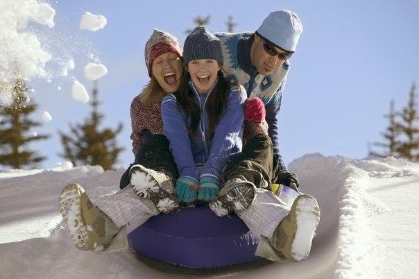 Сбор заказов. Ватрушки-попрыгушки, ледянки и сноуботы для зимних забав!