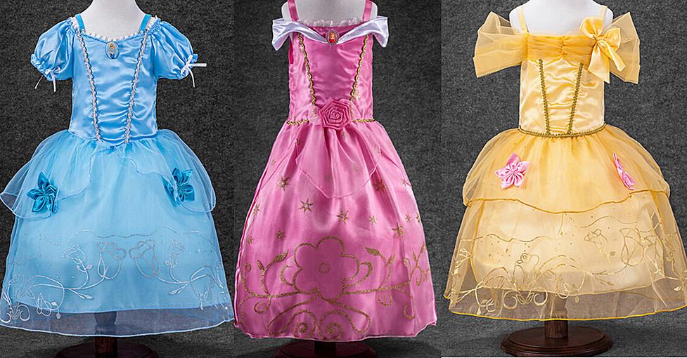 Сбор заказов. Самая яркая и любимая детская одежда Дисней - 2! Без рядов. Обновление коллекции! Удивительные платья из