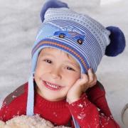 Ура! Новая коллекция красочных, бесконечно теплых и мягких шапочек для мальчишек и девчонок. Выкуп 11