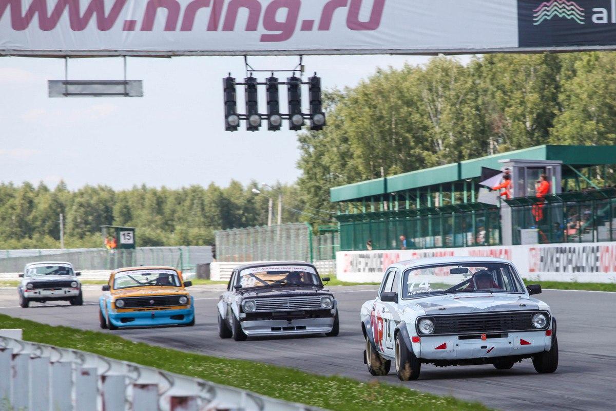 Новости партнеров: Чемпионат Нижегородской области по автогонкам NLS - 5 этап