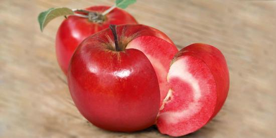 Яблоки Сорта Розовый Жемчуг