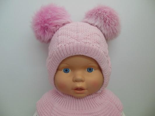 Приглашаю в сбор вязанных детских шапочек. Зимний ассортимент.