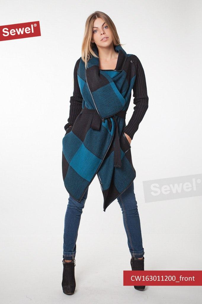 Сбор заказов. Красивая, вязанная одежда от производителя Sewel по доступным ценам: платья, жакеты, джемпера, свитера