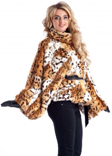 Сбор заказов. Меховые жилеты и пальто. Из натуральных мехов: рысь, норка, чернобурка, лиса, песец, кролик, ягненок и многое другое! Без рядов! До 70 размера! Галереи! Made in Turkey.