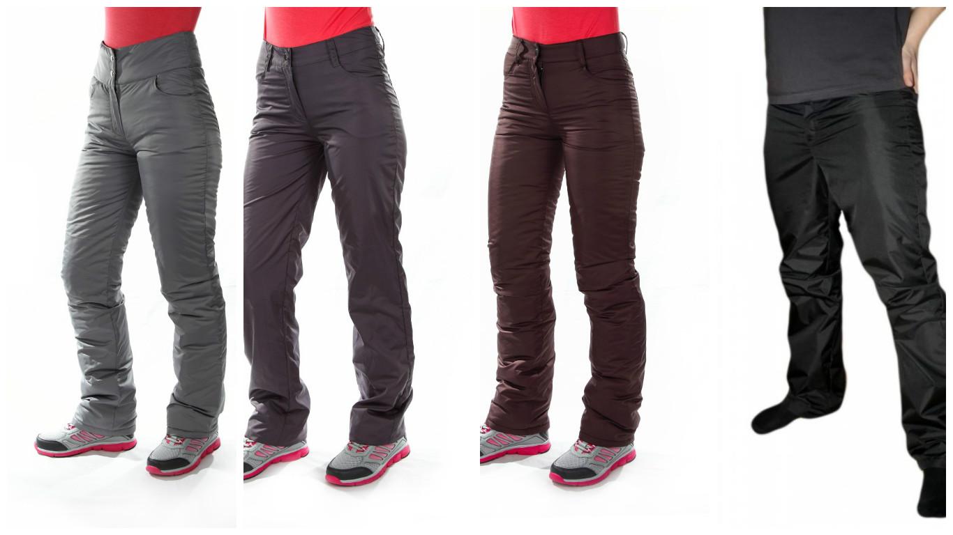 Сбор заказов. Магазин теплых брюк. Выбор из 9 расцветок. Демисезонные брюки из водоотталкивающей ткани: детские, женские и мужские. Зимние модели на синтепоне. Женские 40-70 р-р. Мужские до 70 р-ра, рост от детских до 280 см.