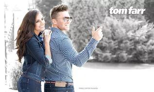 Экспресс распродажа! TomFarr и Conver - 24. Неизменное сочетание стиля и качества. Куртки и трикотаж