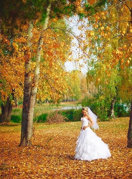 Осенние гуляния.