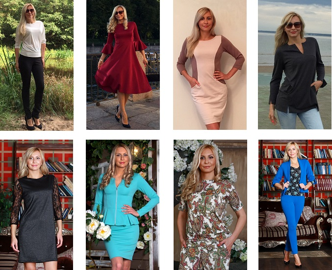 Женская одежда Freia-12. Элегантность и стиль. 42-58. Есть распродажа.