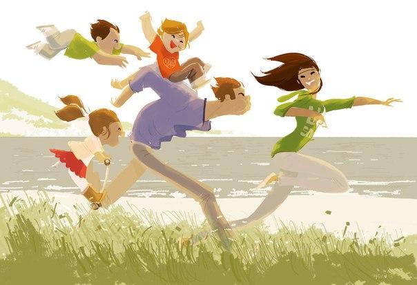 Абсолютно необходимое условие воспитания это единство и согласие между родителями