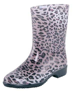 Сапоги резиновые леопард 37 размер