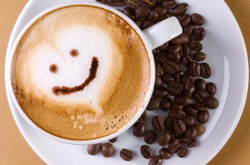 Комплимент кофе.
