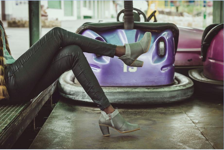 Испанская обувь El NAturalista. Коллекция осень-зима 2016