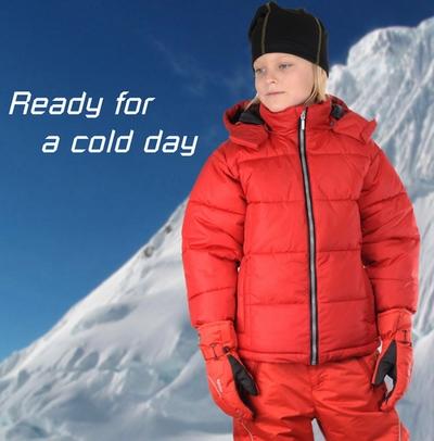 Ketch - зима, одежда и обувь