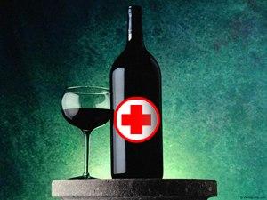 Какому сердцу полезно красное вино