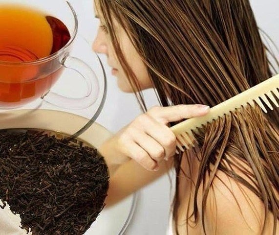 Чай для волос