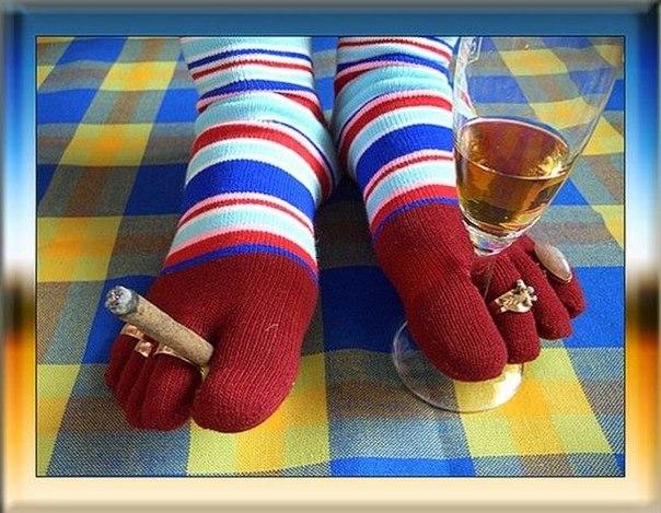 Курение и его влияние на организм со спиртным.