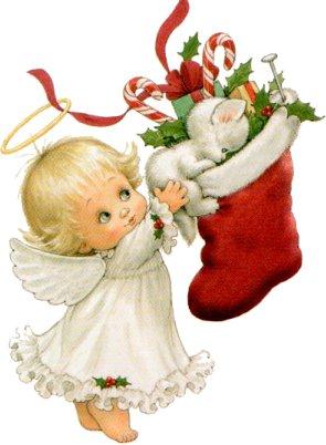 Экономный Дед Мороз... только фантики принес. :0)